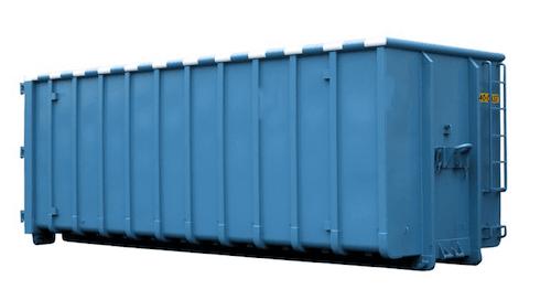 Stapelbed Opslagadvies – Hoe u uw grotere afval in de container kunt houden