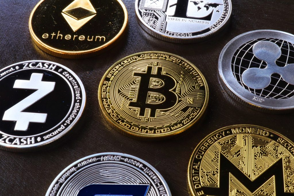 bitcoin koersen
